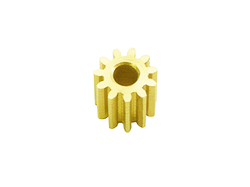 Brass Pinion 11T 0.4M/2.0 Bore