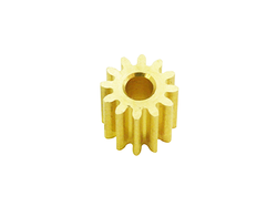 Brass Pinion 12T 0.4M/2.0 Bore