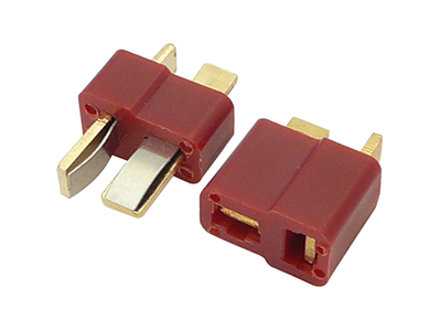 T-Style Ultra Plugs (1 Male & 1 Female)