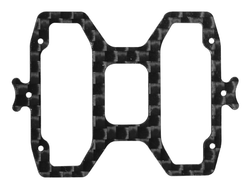 CNC 3K Pure Carbon Fiber Battery Tray (for IDTX983, 984)