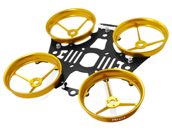 Rakonheli CNC AL and CF Upgrade Kit - Blade Inductrix 200