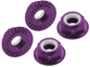 CNC AL M5 Serrated Lock Nut (CW)