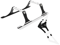 CNC Landing Gear and Tail Fin Combo - Blade 120 S