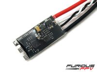 Furious FPV SILKY 30A BLHELI-S ESC w/ LED (Red)