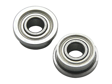 Flanged Bearing (F682XZZ) 2.5x6x2.6mm
