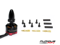 Furious FPV 1306 4000kV Brushless Motors (2pcs, CW & CCW)