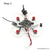 Build GriffonFPV 1S GRF65mm Brushless Whoop Quadcopter KIT Black