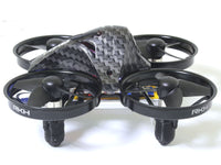 Rakonheli Special Black Carbon Aluminum Upgrade Kit for the Blade Inductrix FPV Plus