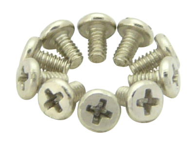 M1.2x2mm Pan Head Screws