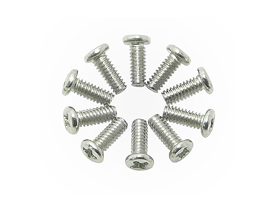 M1.2x3mm Pan Head Screws