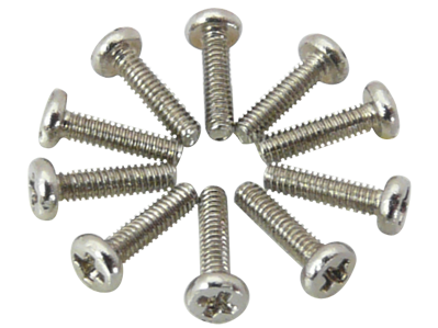 M1.2x5mm Pan Head Screws
