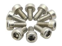 M1.4x3mm Cap Screws