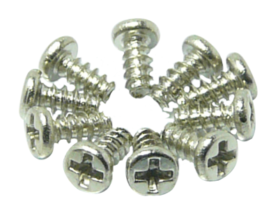 M1.4x3mm Self Tapping Pan Head Screws