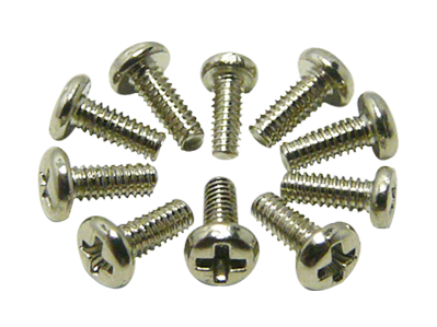 M1.4x4mm Pan Head Screws