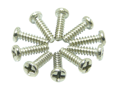 M1.4x5mm Pan Head Screws