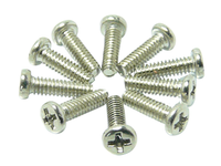 M1.4x6mm Pan Head Screws