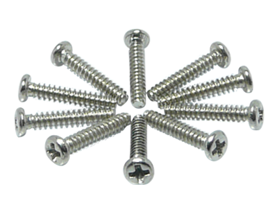M1.4x8mm Self Tapping Pan Head Screws