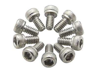 M1.6x3mm Cap Screws