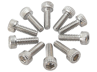 M1.6x5mm Cap Screws
