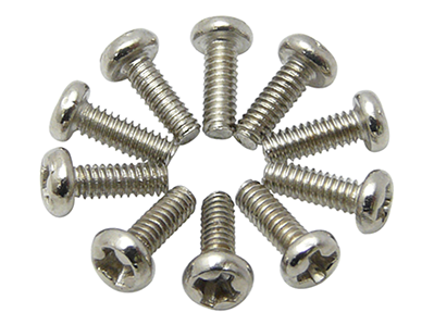 M1.6x5mm Pan Head Screws