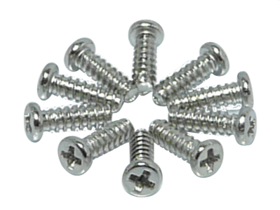 M1.6x4mm Self Tapping Pan Head Screws