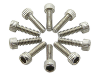 M1.6x6mm Cap Screws