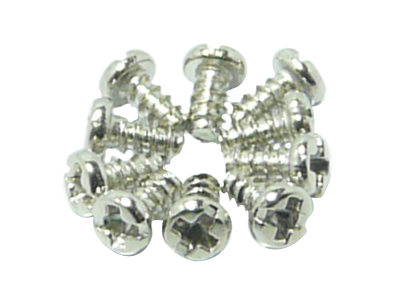 M1x2mm Self Tapping Pan Head Screws