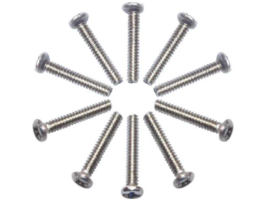 M1x6mm Pan Head Screws