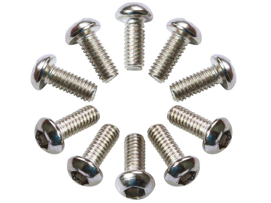 M2.5x6mm Button Head Screw