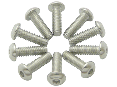 M2.5x8mm Button Head Screw