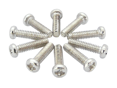 M2x6mm Pan Head Screws