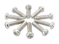 M2x8mm Pan Head Screws
