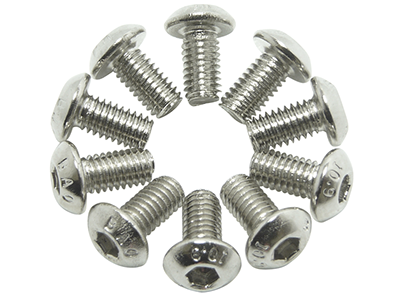 M3x6mm Button Head Screw