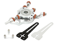 Multi-Blades Advanced Swashplate Set (Silver) - Blade mCPXBL