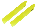 Plastic Main Blade 114mm-Yellow - Blade mCPXBL