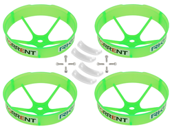 Rakonheli 59mm Transparent Propeller Duct - Blade Torrent 110 FPV