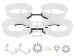 Rakonheli 1S Delrin Carbon 66mm Brushless Whoop Kit (for 0603, 0703 Motor)