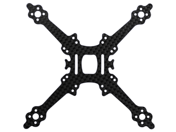 Rakonheli CNC 3K Pure Carbon Fiber Main Frame (for TORN981, 113RQX980)