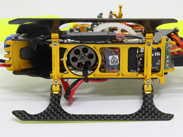 Rakonheli CNC Advanced Upgrade Kit - Blade 130 S