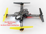 Rakonheli CNC AL and CF Upgrade Kit - Blade Zeyrok