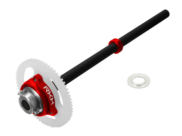 Blade mCPX BL/BL2, mCP S - Rakonheli CNC Oneway Main Gear w/Solid Carbon Main Shaft Set