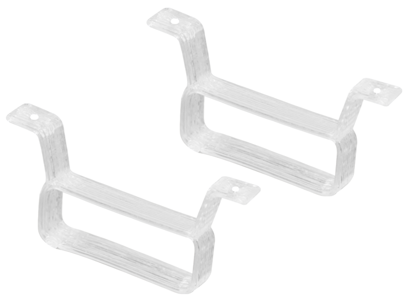 Rakonheli TPU 17x6.5mm Battery Mount (2)