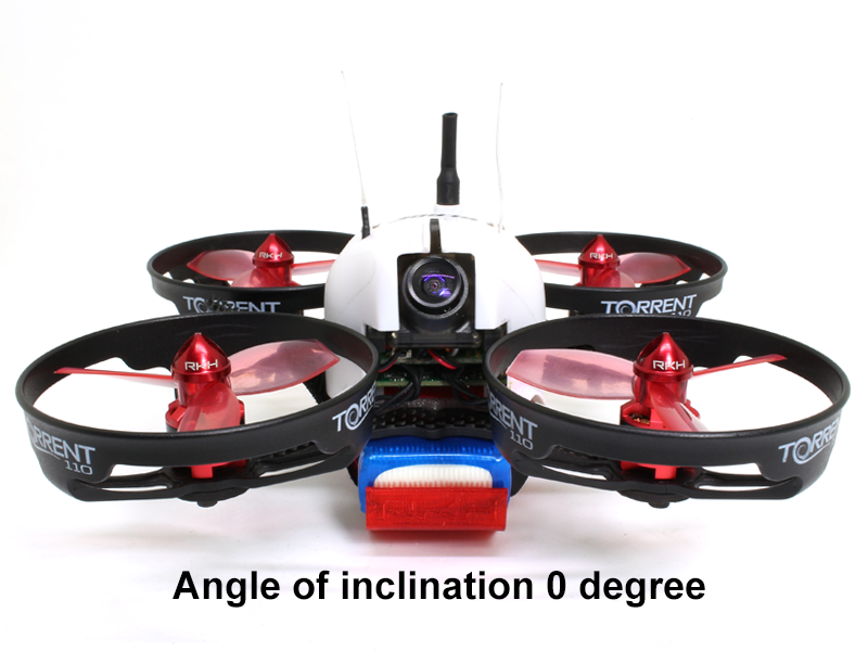 Rakonheli TPU Battery Protector - Blade Torrent 110 FPV