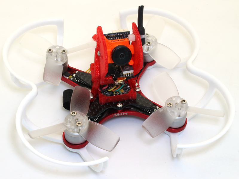 Rakonheli TPU Micro Swift + Eachine VTX03 Mount Set - EMAX Babyhawk