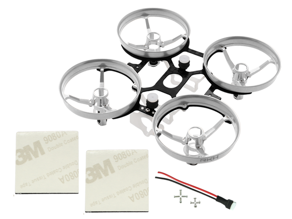Rakonheli CNC AL and CF Upgrade Kit (6mm Motor) - Eachine E010