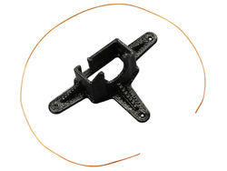 Rakonheli TPU Micro FPV Camera Mount-10 Degrees