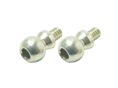 Ø3x2.5/M1.4 Steel Linkage Ball