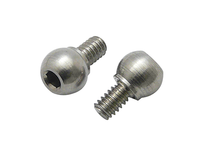 Ø4x1.75/M2 Steel Linkage Ball