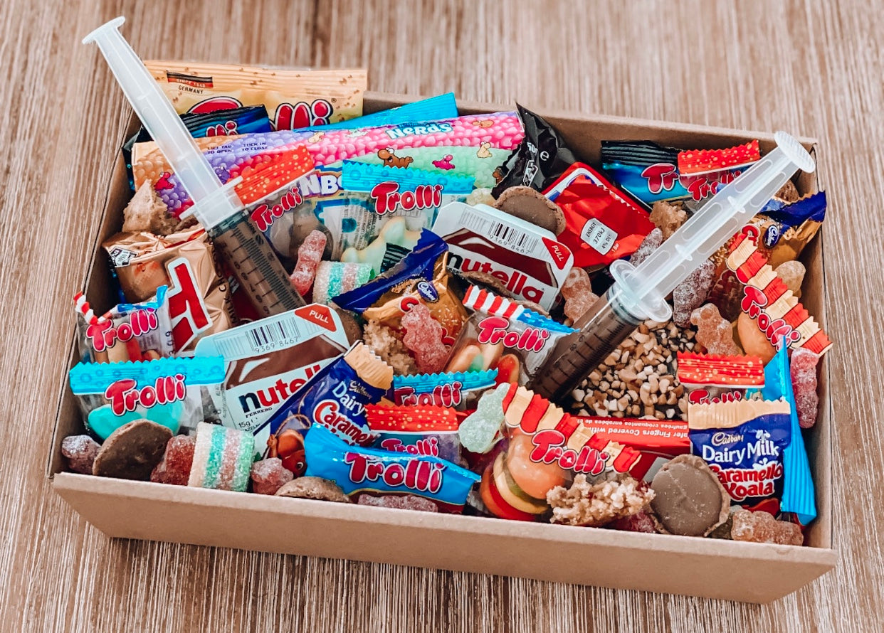 A little Bit Of Everything - Sugar Coat It - Perth Dessert Boxes