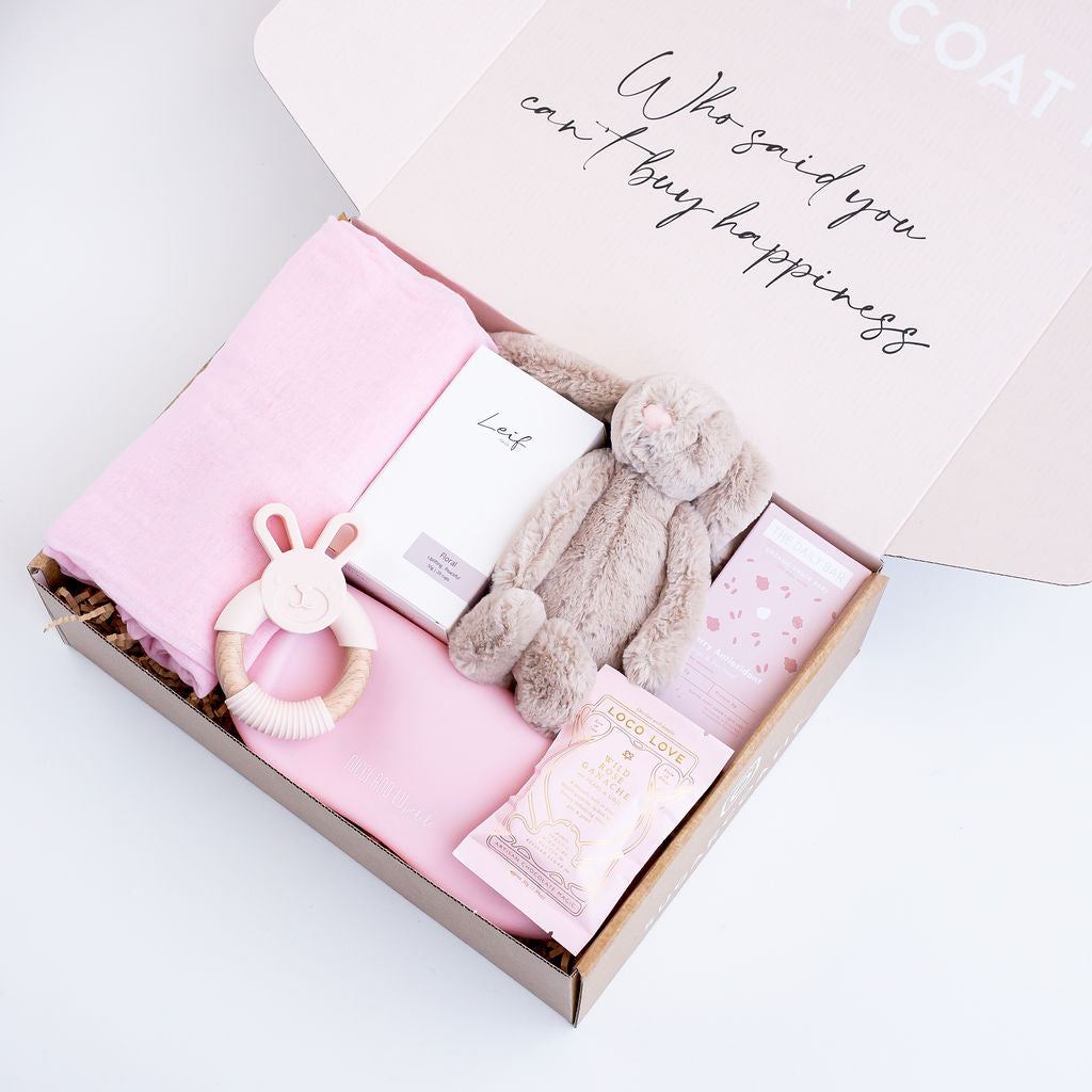 Load image into Gallery viewer, Baby Girl Hamper - Sugar Coat It - Perth Dessert Boxes